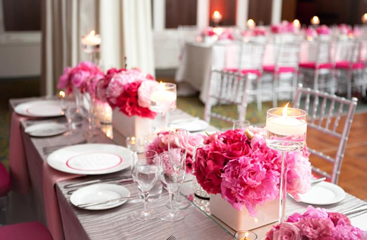 Casamentos Com Decorações Simples, Elegantes E Encantadoras E~ Decoracao Casamento Simples E Elegante
