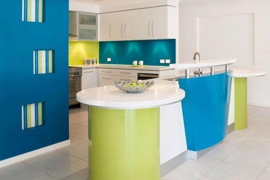 color blocking moderno minimalista Tendências em decoração para 2012