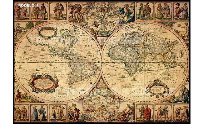 "Mapa vintage por R$ 24,90 no <a href=""http://produto.mercadolivre.com.br/MLB-559338600-quadros-decoraco-vintage-retro-mapa-mundi-11-modelos-_JM"" target=""_blank"">Mercado Livre</a>"