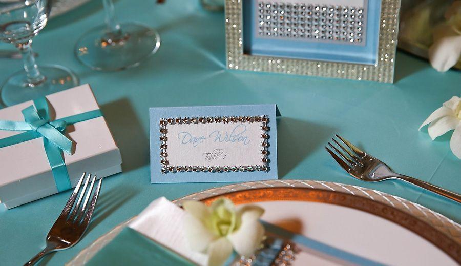 """Foto: Reprodução / <a href=""""http://www.creativeweddings.ca/tiffany-blue-style-and-sophistication/"""" target=""""_blank"""">Creative Weddings</a>"""