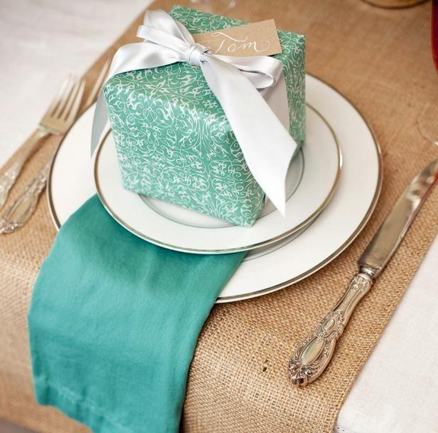 """Foto: Reprodução / <a href=""""http://itsyourpartysc.blogspot.com.br/2013/05/teal-turquoise-or-tiffany-blue.html"""" target=""""_blank"""">It's your party</a>"""
