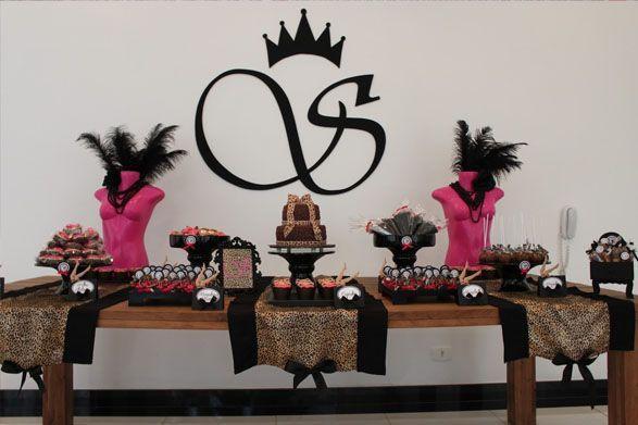 663f36f5b Chá de lingerie  como organizar uma celebração divertida