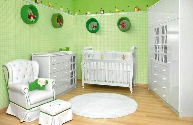60 ideias para decorar quarto de bebê  Dicas de Mulher