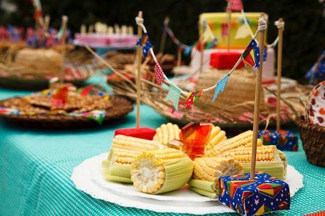 decoracao festa junina educacao infantil:Decoração para festa junina: tutoriais e ideias para fazer em casa