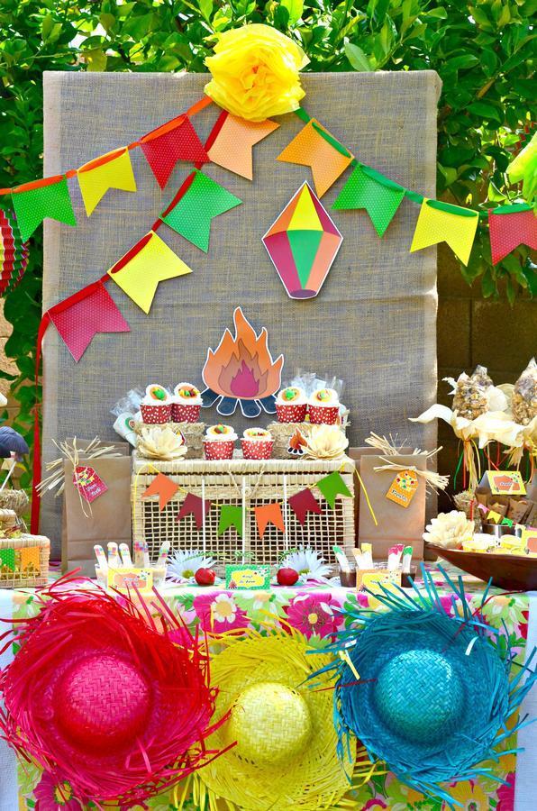 Decora o para festa junina dicas e tutoriais for Setas para decorar