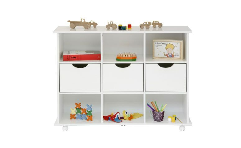 White Jeepy shelf for R $ 915.00 in Tok Stok