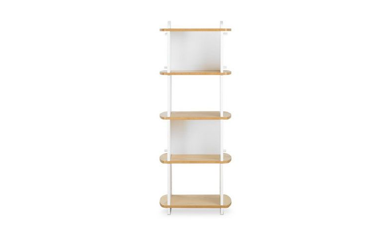 Shelf white grillo by R $ 599.00 in Oppa