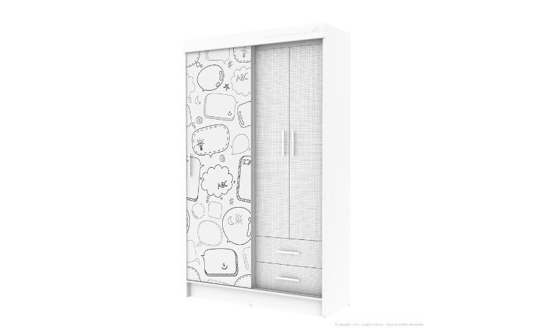 Wardrobe type slate for $ 819.40 at KD Shops