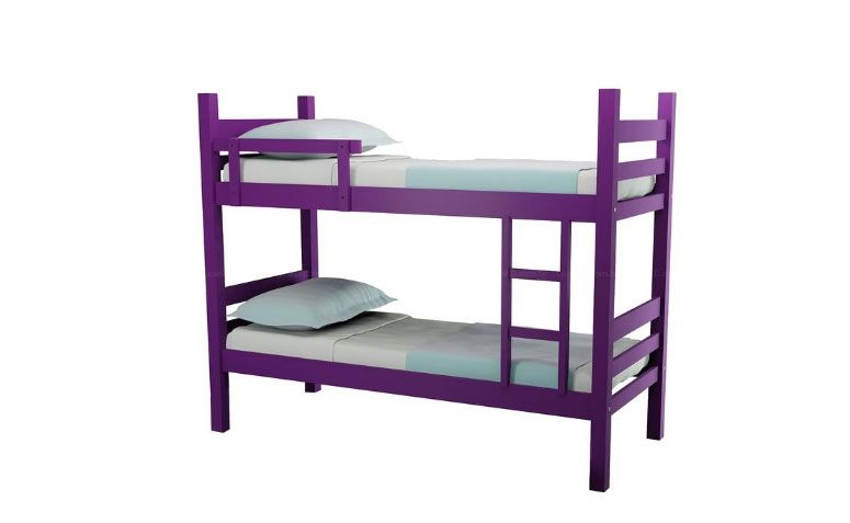 Bunk Belini Purple by R $ 380.57 in KD Shops