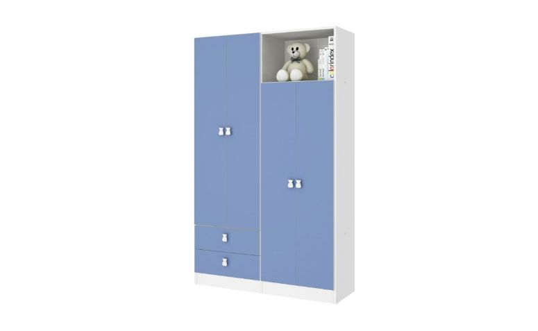 Wardrobe 4 Doors Art in Mobile for $ 609.02 in Madeira