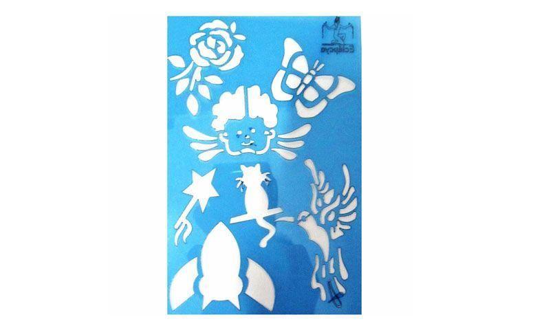 """Estêncil para depilação artística Eclépcya R$13,50 na <a href=""""http://www.lojamagiacosmeticos.com.br/estencil-para-decoracao-artistica-intima-eclepcya-p3768 """" target=""""_blank"""">Loja Magia Cosméticos</a>"""