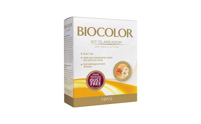"Biocolor kit clareador por R$11,43 na <a href=""http://www.americanas.com.br/produto/124290273/kit-clareador-biocolor?opn=YSMESP&loja=02&WT.srch=1&epar=bp_pl_00_go_pla-bs-todas"" target=""blank_"">Americanas</a>"