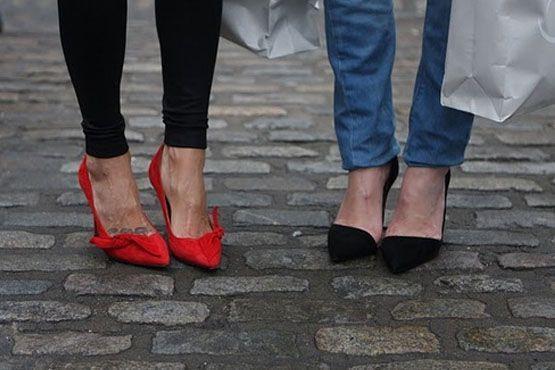 C 10 sapatos que toda mulher deve ter