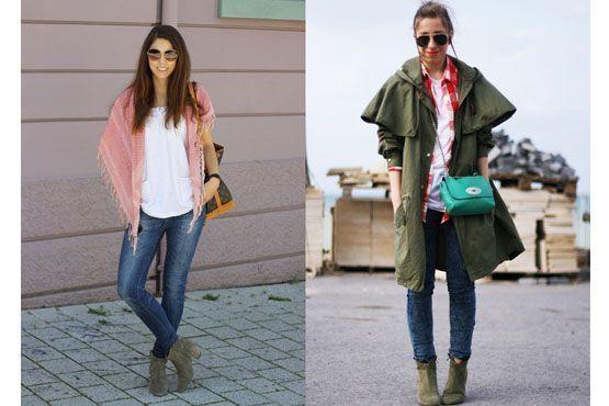 As botas dicker são fáceis de combinar em looks com calça jeans skinny.