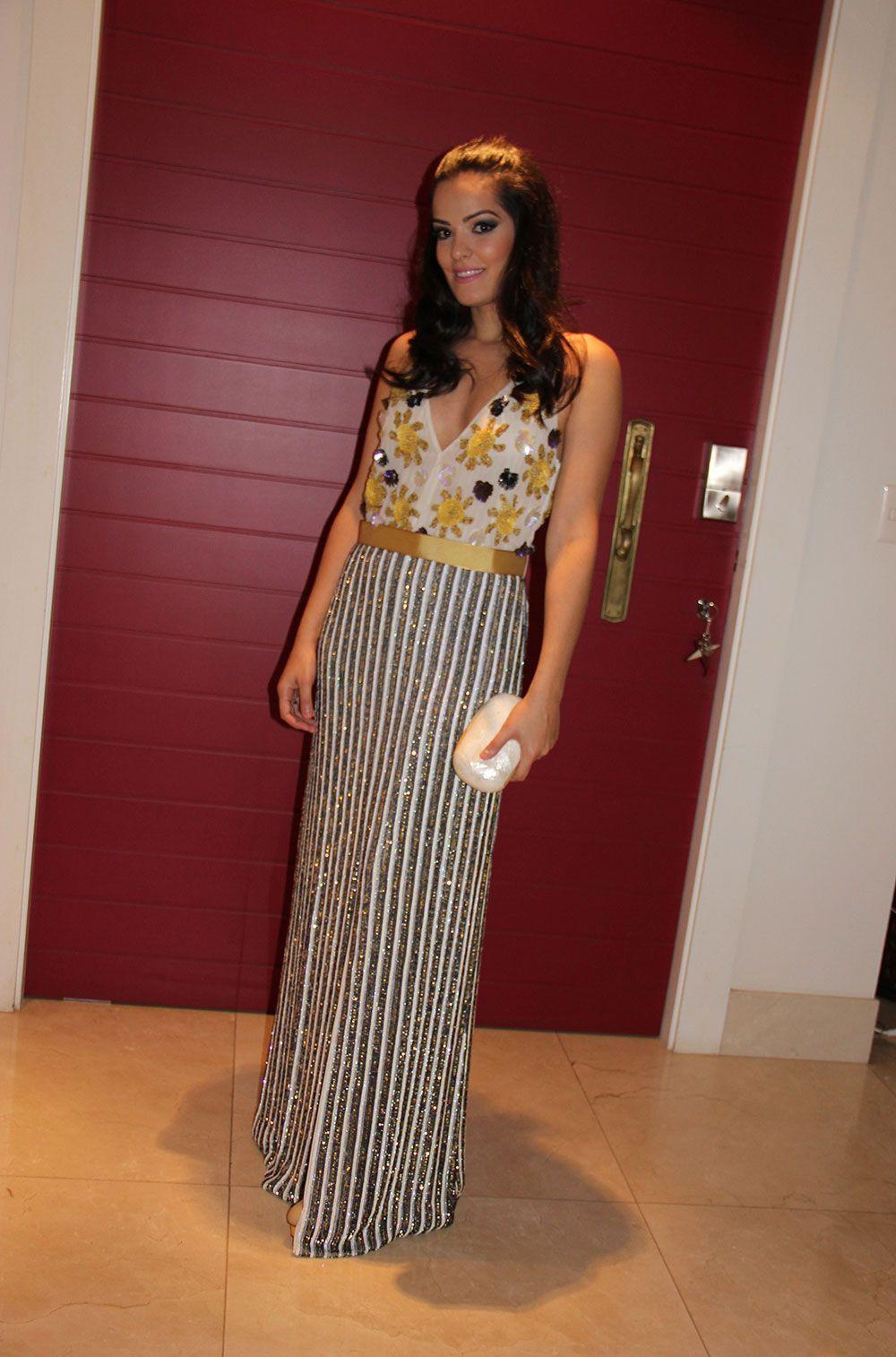"""Foto: Reprodução / <a href=""""http://www.blogdamariah.com.br/index.php/2014/06/look-do-dia-casamento-da-bruna/"""" target=""""_blank"""">Blog da Mariah</a>"""