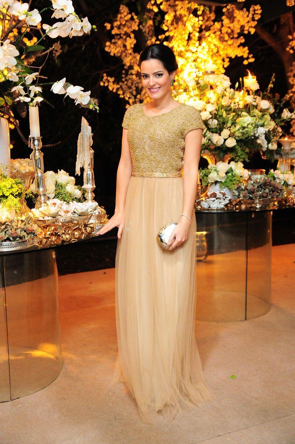 """Foto: Reprodução / <a href=""""http://www.blogdamariah.com.br/index.php/2012/05/look-do-dia-casamento-2/"""" target=""""_blank"""">Blog da Mariah</a>"""