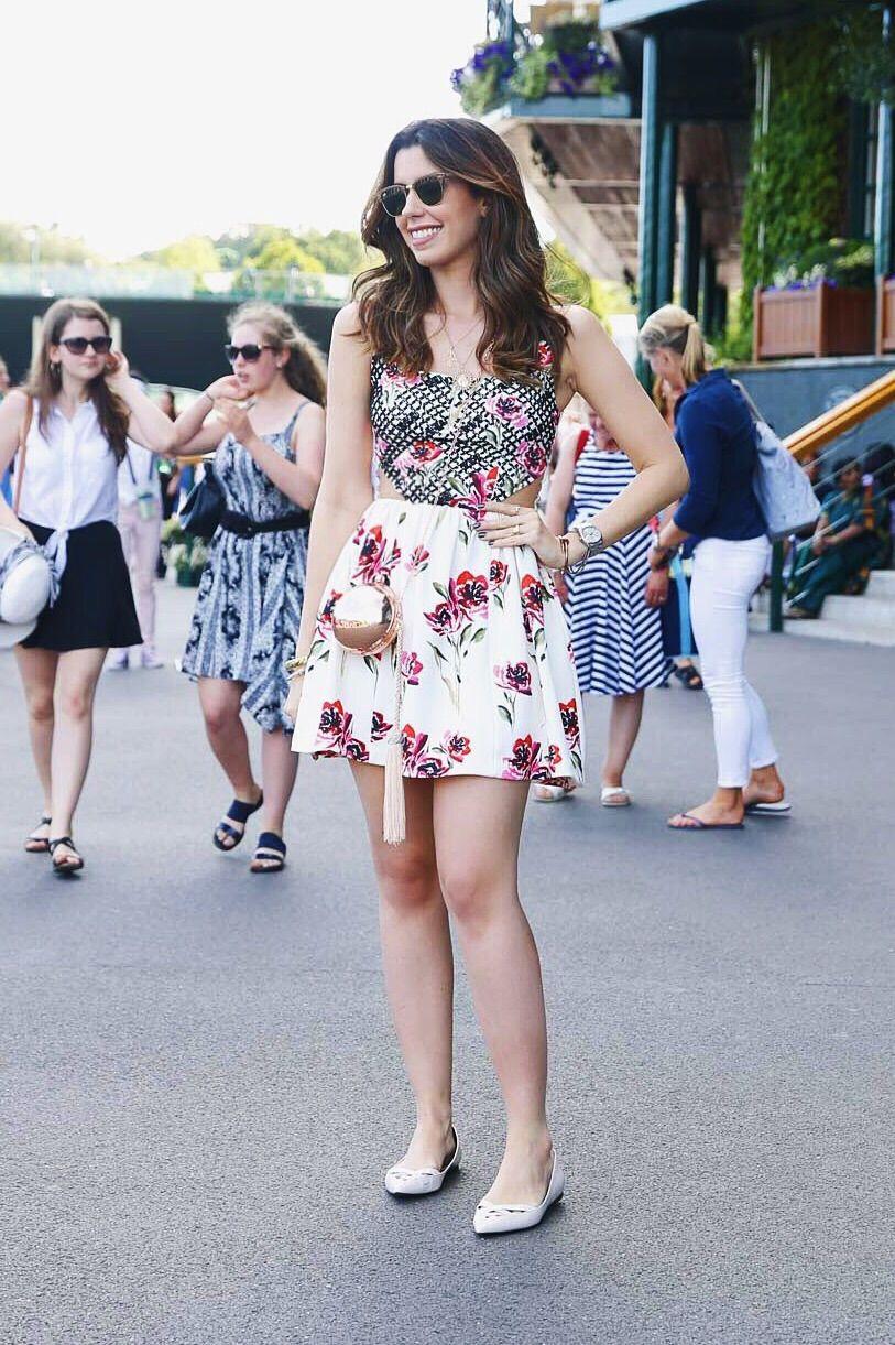 """Foto: Reprodução / <a href=""""http://www.garotasestupidas.com/look-do-dia-girlie-em-wimbledon/"""" target=""""_blank"""">Garotas Estúpidas</a>"""