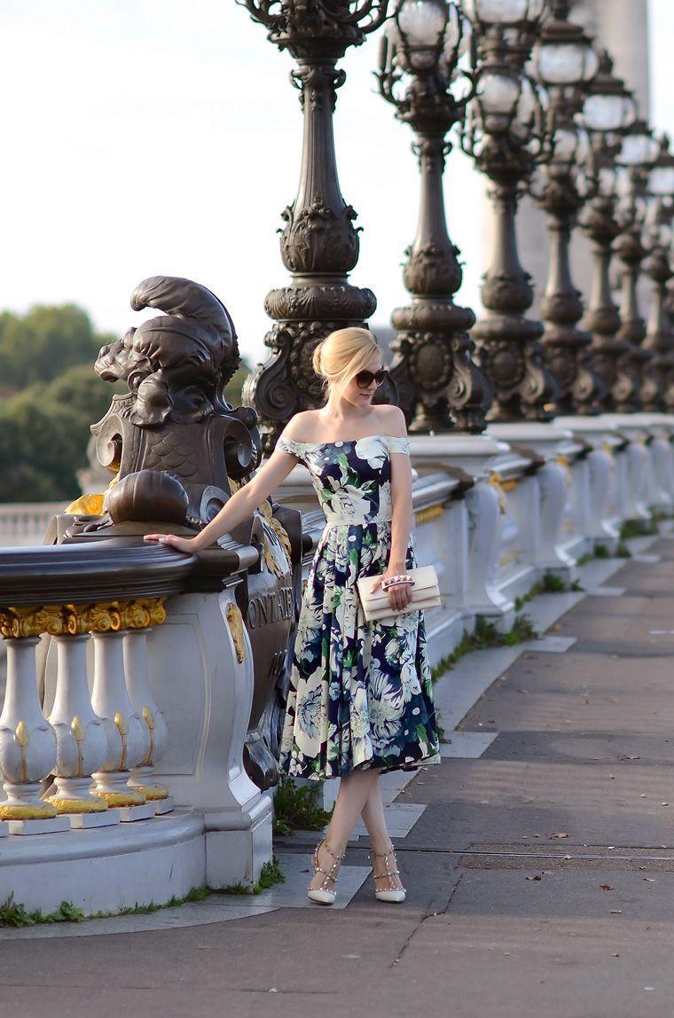 """Foto: Reprodução / <a href=""""http://www.ohmyvogue.com/2014/09/dreaming-of-paris.html"""" target=""""_blank"""">Oh My Vogue</a>"""