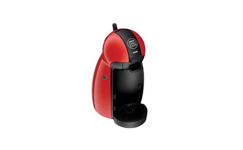 "Cafeteira Arno por R$299,00 na <a href=""http://www.shopfato.com.br/cafeteira-dolce-gusto-piccolo-vermelho-dp06-arno-3286/p"" target=""blank_"">Shopfato</a>"