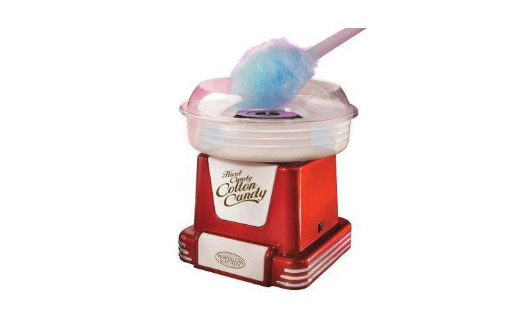 """Máquina de algodão doce por R$319,00 na <a href=""""http://www.dinizpresentes.com.br/cotton-candy---347919/"""" target=""""blank_"""">Diniz Presentes</a>"""