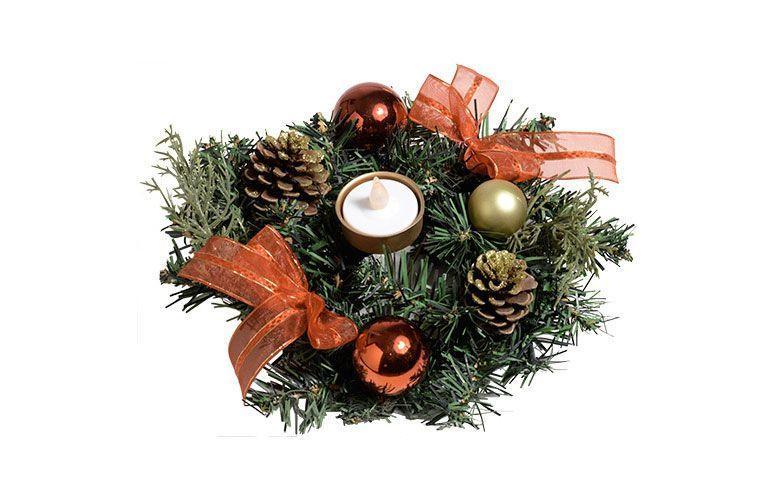 Arreglos y Navidad puerta de velas por $ 44.91 en los EE.UU.