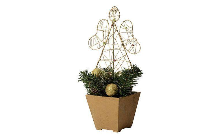 mesa de ángel de oro ornamento para R $ 129.90 en el equipo Shop