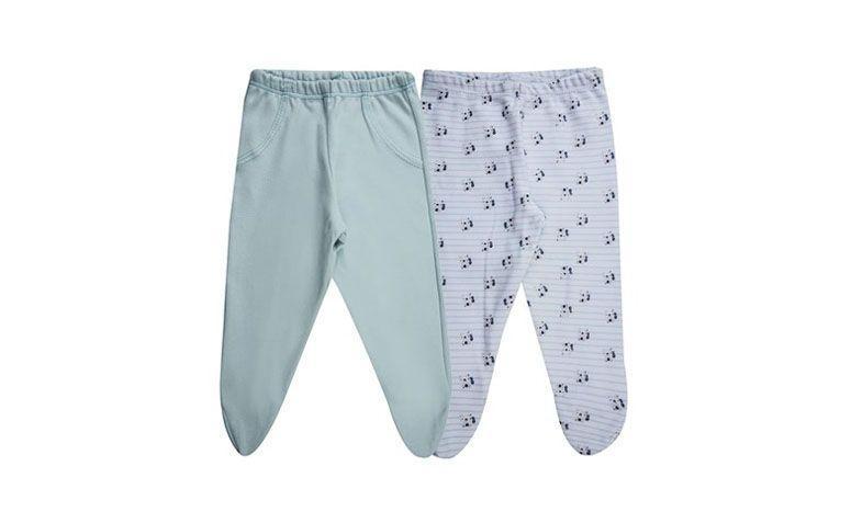 "Kit calças por R$47,92 na <a href=""http://www.klin.com.br/kit-calcas-klin-bebe-masculino-2-pecas-culote-listrado-urso/p"" target=""blank_"">Klin</a>"