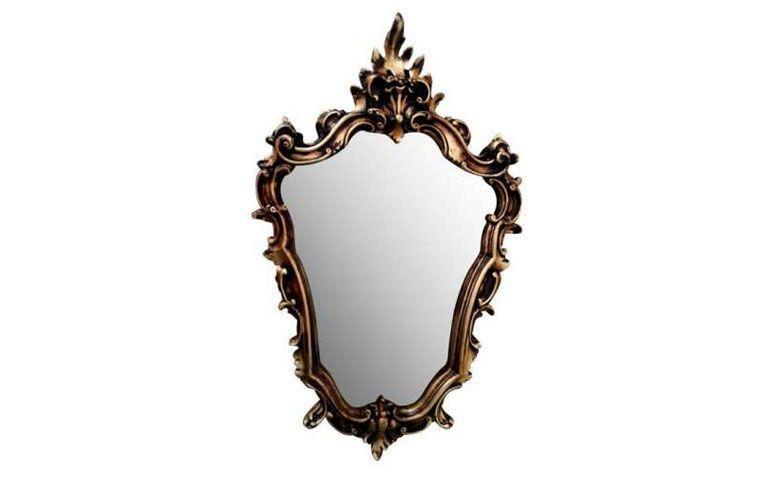 """Espelho metal Galtes por R$ 144,00 na <a href=""""http://www.mariapiacasa.com.br/espelho-decorativo-de-metal-galtes-38-904.html"""" target=""""_blank"""">Maria Pia Casa</a>"""