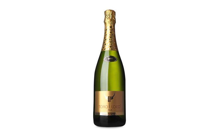 "Toro Loco Cava Brut por R$32,00 na <a href=""https://www.wine.com.br/prod8722.html"" target=""blank_"">Wine</a>"