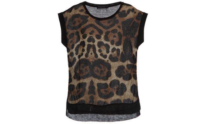 "Blusa de onça Thelure por R$115,20 na <a href=""http://www.stylemarket.com.br/blusa-leopard-malha-thelure---2869"" target=""blank_"">Style Market</a>"