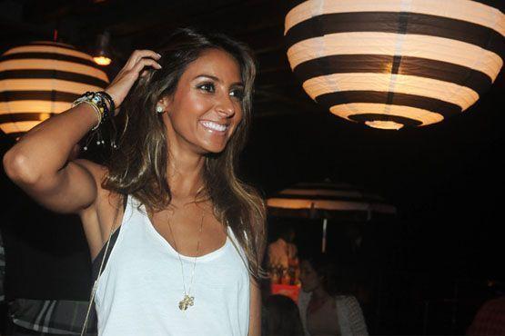 Advogada e empresária, Flávia Sampaio também é ligada em moda e está sempre com o visual impecável.