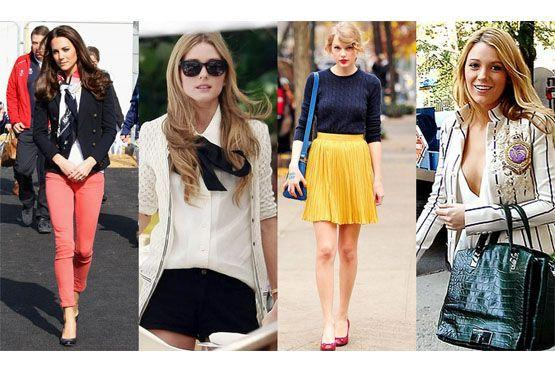 Kate Middleton, Olivia Wilde, Taylor Swift e Blake Lively