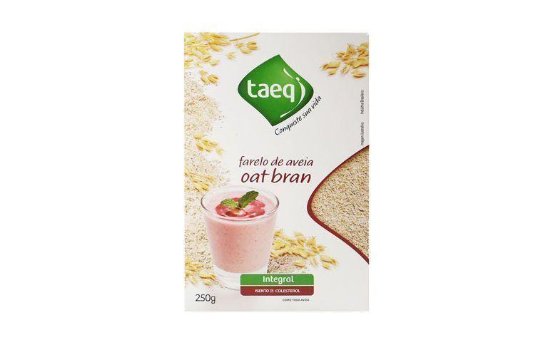 """Farelo de aveia Taeq por R$3,42 no <a href=""""http://www.paodeacucar.com.br/produto/143785/farelo-de-aveia-oat-bran-taeq-caixa-250g"""" target=""""blank_"""">Pão de Açúcar</a>"""