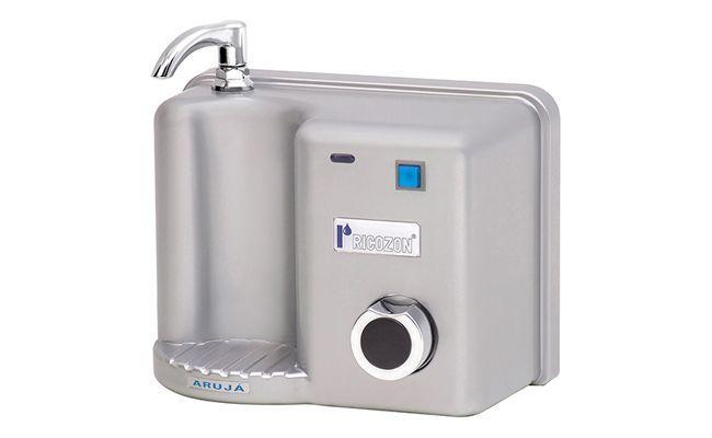 Purificador de agua y ozonizador Ricozon Arujá Titaniun para R $ 245.90 en los EE.UU.
