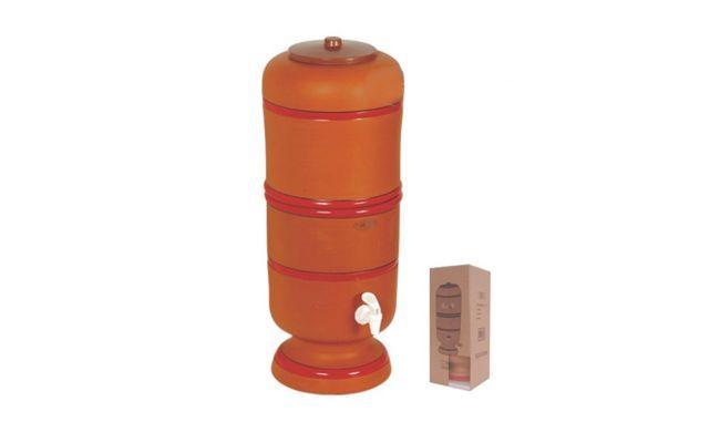 Filtro de Cerámica (arcilla) 11 litros por R $ 123,50 en las Partes Aparecida Electro