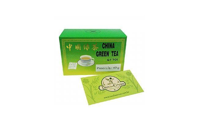 """Chá Verde por R$12,90 na <a href=""""http://taodaservas.com.br/Chas/Chas-em-Saches/cha-verde-20-saches.phtml"""" target=""""blank_"""">Tao das Ervas</a>"""