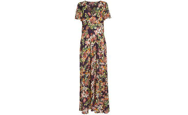 Robe longue fleur par R 349,20 $ en Shop2gether