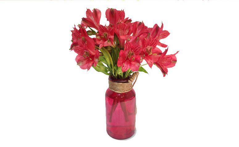 """Arranjo Brilho de Luz por R$ 52,00 na <a href=""""http://www.gardeniaflores.com.br/arranjos/brilho-de-luz"""" target=""""_blank"""">Gardenia Flores</a>"""