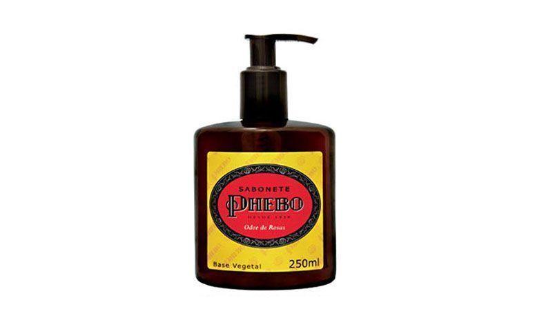 """Sabonete líquido Phebo por R$12 na <a href=""""http://www.kalunga.com.br/prod/sabonete-liquido-odor-de-rosas-250ml-phebo/324218"""" target=""""blank_"""">Kalunga</a>"""