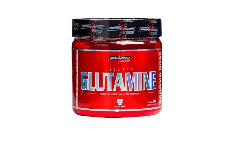 "Glutamina Integral Médica por R$85,41 na <a href=""http://www.vitanutrition.com.br/glutamina-300g-integral-medica.html?gclid=CIWojq6n1sQCFdcWgQodWwwANg#imagezoom[page_images]/0/"" target=""blank_"">Vita Nutrition</a>"