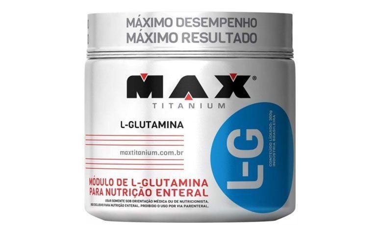 "Glutamine Lg  Max Titanium por R$59,99 na <a href=""http://www.suplementoszone.com.br/glutamine-lg-150-g-max-titanium?gclid=CKW7s_ir1sQCFYE7gQody74ANw"" target=""blank_"">Suplementos Zone</a>"