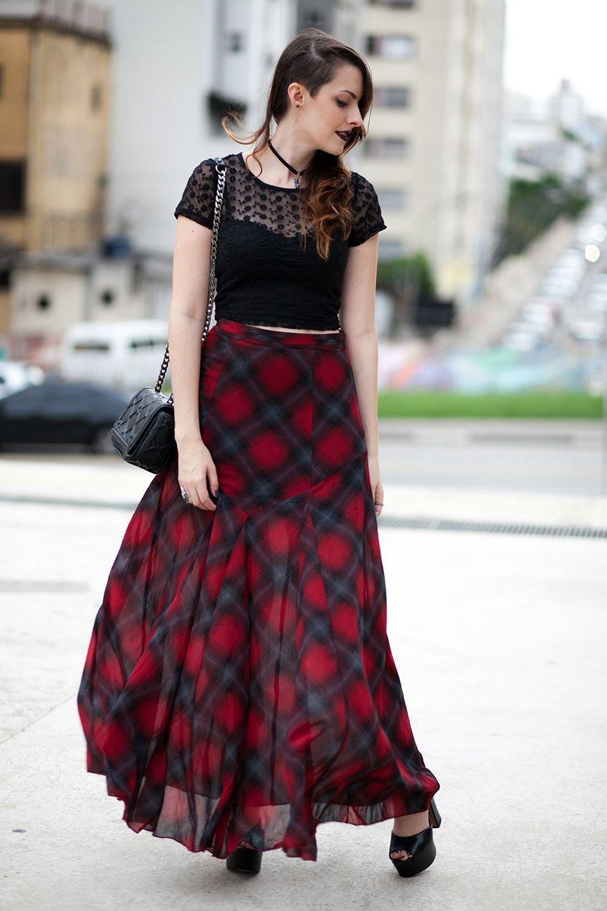 """Foto: Reprodução / <a href=""""http://eaibeleza.com/moda/se-eu-fosse-uma-sereia-gotica/"""" target=""""_blank"""">E ai beleza?</a>"""