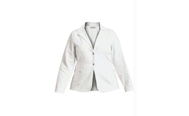 """Blazer estruturado Quintess por R$109,99 na <a href=""""http://www.posthaus.com.br/moda/blazer-feminino-plus-size-branco_art128950_3.html"""" target=""""blank_"""">Posthaus</a>"""