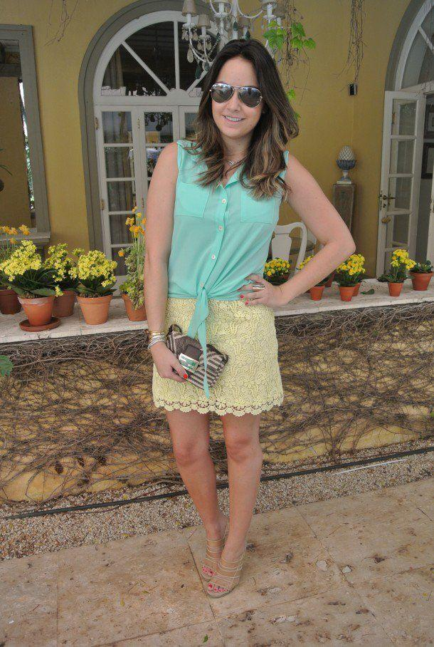 "Foto: Reprodução / <a href=""http://www.lutranchesi.com.br/moda/meus-looks/look-candy-colors/"" target=""_blank"">Lu Tranchesi</a>"