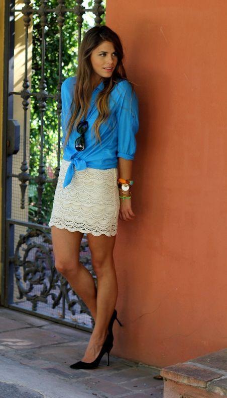 """Foto: Reprodução / <a href=""""http://seamsforadesire.com/lace-and-blue/"""" target=""""_blank"""">Seams for a Desire</a>"""