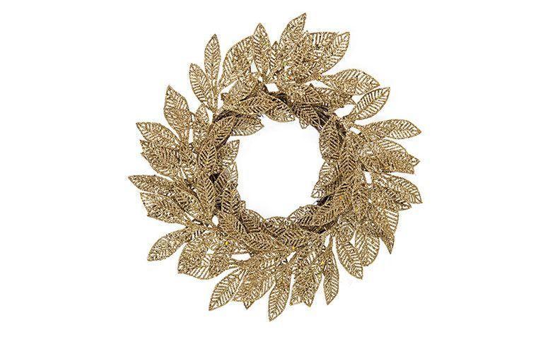 hojas guirnalda de oro Mini por US $ 35.91 en el submarino