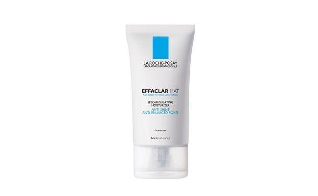 "Effaclar Mat – La Roche por R$ 85,41 na <a href=""http://www.cosmeticare.com.br/marcas/la-roche/effaclar-mat-40-ml-la-roche-posay.html"" target=""_blank"">Cosmeticare</a>"