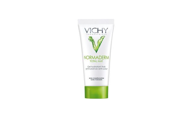 "Normaderm Total Mat - Vichy por R$ 57,90 na <a href="" http://www.kutiz.com.br/vichy-normaderm-total-mat-1012.aspx/p "" target=""_blank"">Kutiz</a>"