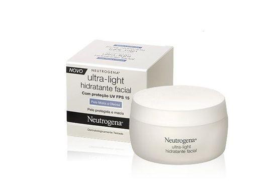 Hidratante Facial  Neutrogena Ultra-Light