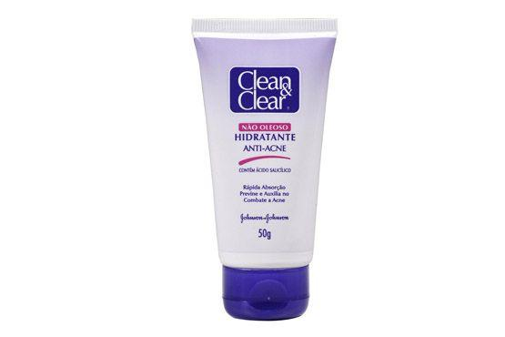 Hidratante anti-acne Clean & Clear